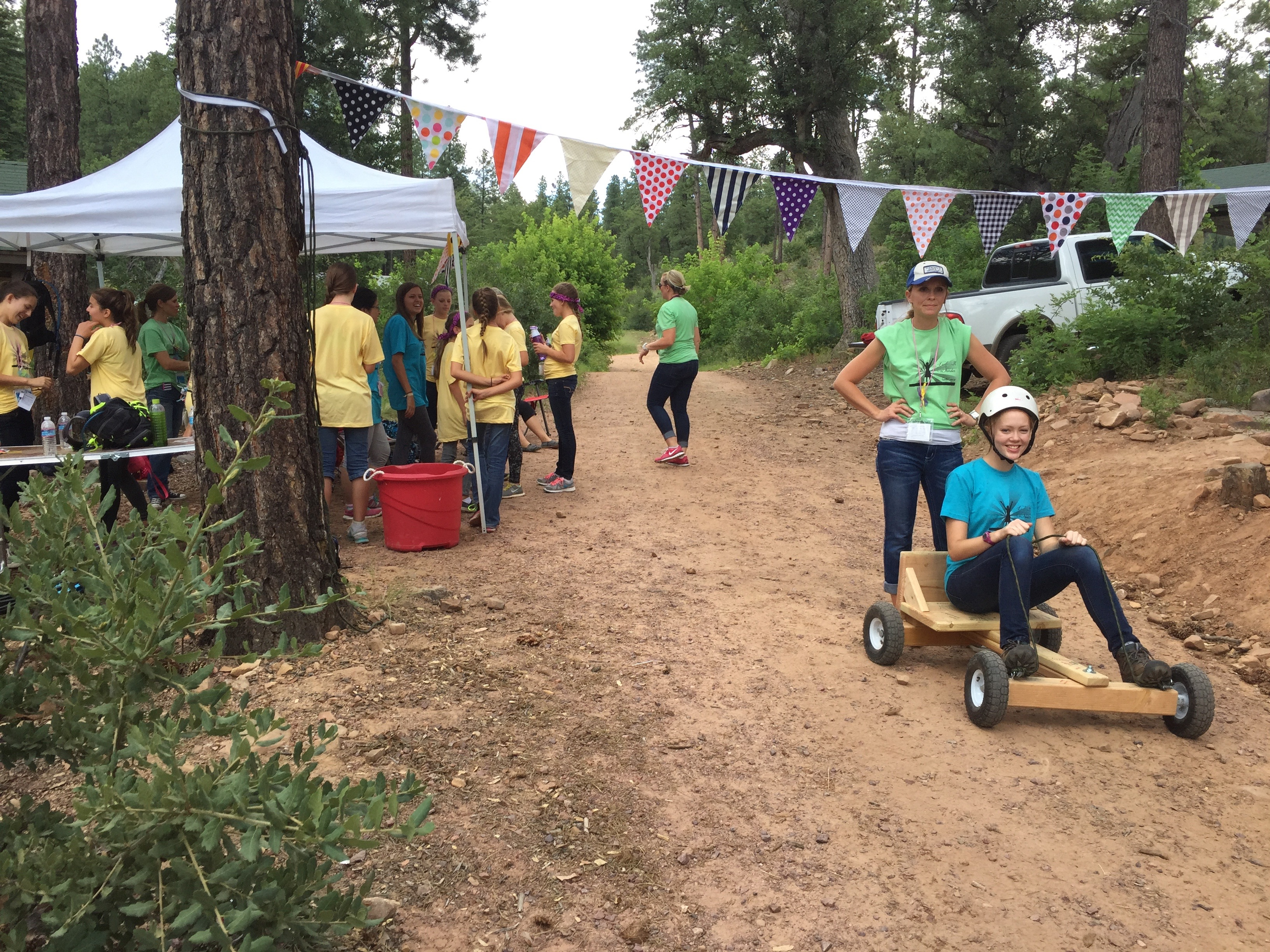 Gilbert Stake Girls Camp 2015 - A Happier Home
