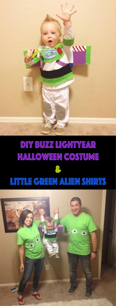 Buzzlightyear costume
