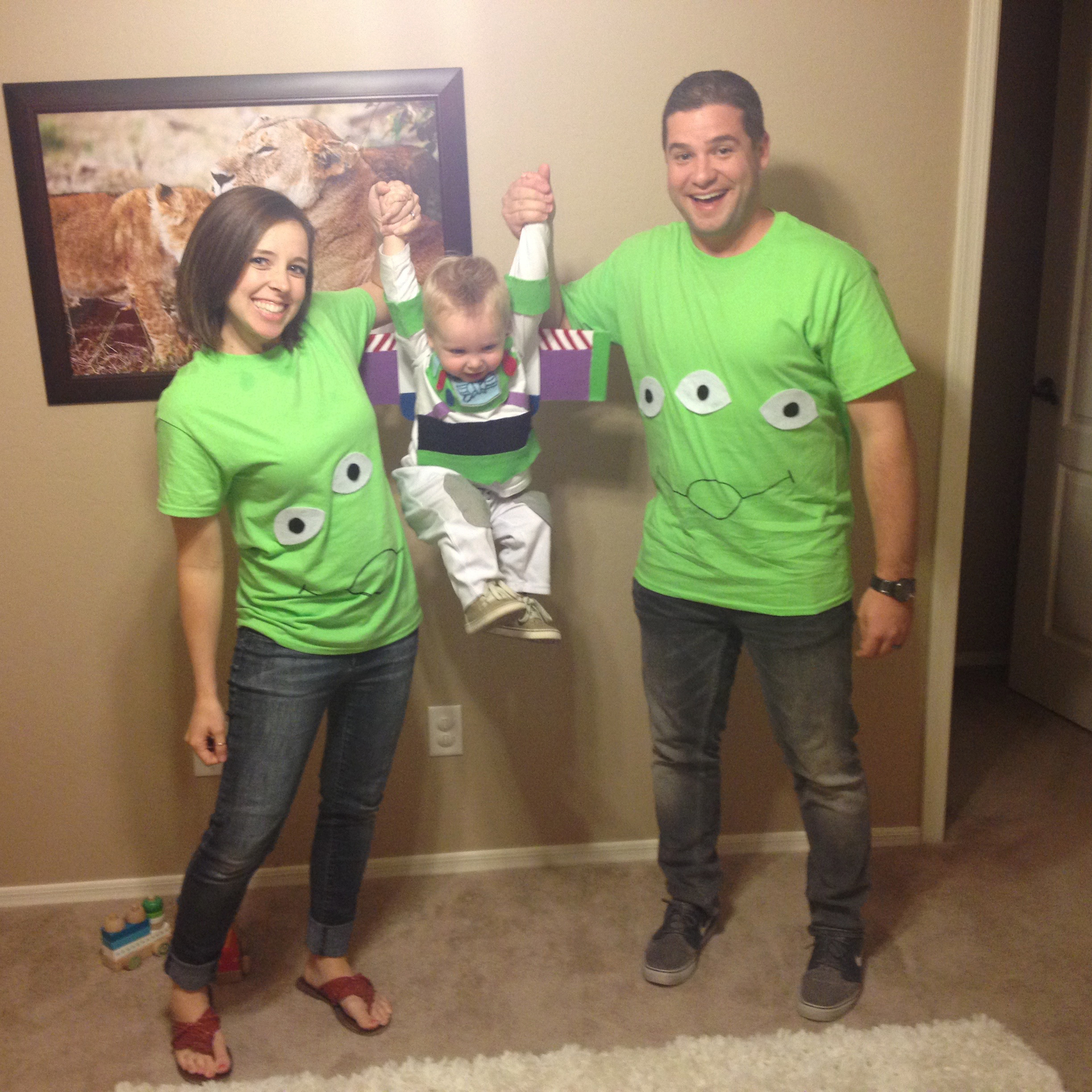IMG_3635  sc 1 st  A Happier Home & DIY Family Halloween Costume Ideas - A Happier Home